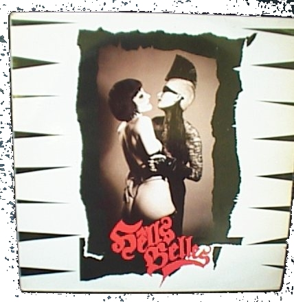 HellsBelles first LP front cover