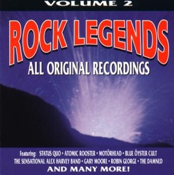 Rock Legends Volume 2