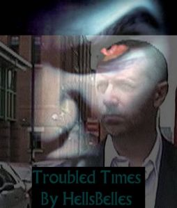 Ttroubled Times - Erebus + Belle Lord walking